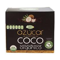 Azucar de Coco E-Nature 24 Sachets de 4 gr.