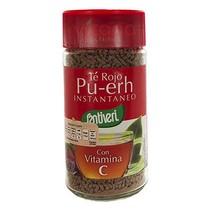 Té Rojo Instantáneo con Vitamina C, Santiveri 200 gr.