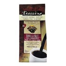 Sustituto de Café, Vanilla Nut, Teeccino 312 gr.