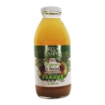 Jugo de manzana organica ADC 470 ml.