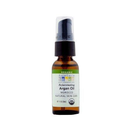 Aceite de Argan Orgánico Aura Cacia 30 ml.