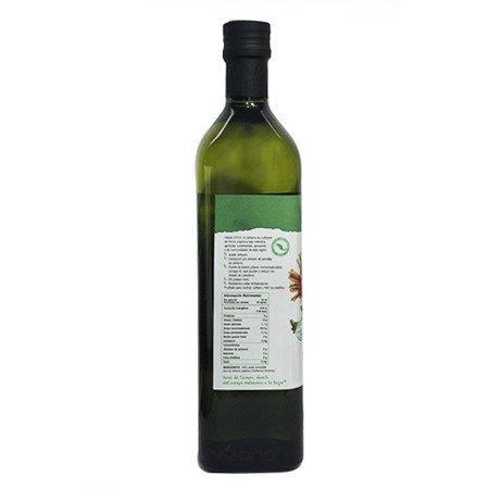 Aceite Orgánico de Cartamo ADC 750 ml.