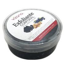 Exfoliante con Carbón Activado Vizana 300 gr.