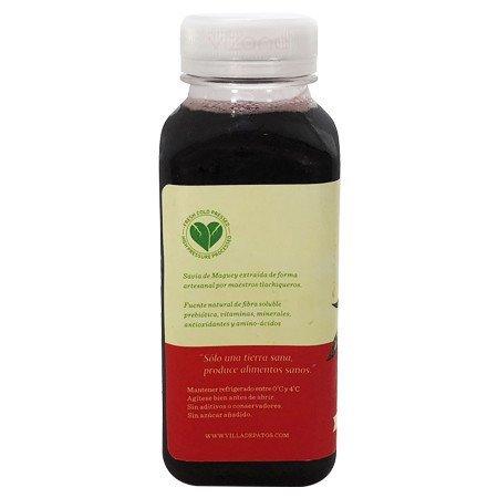 Aguamiel de Maguey con Jamaica VP 250 ml.