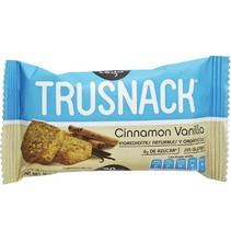 Galletas Trusnack Cinnamon Vanilla Tega 30 gr.