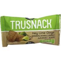 Galletas Trusnack Key Lime Ginger Tega 30 gr.