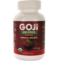 Bayas de Goji en Cápsulas Vizana 90-500 mg.