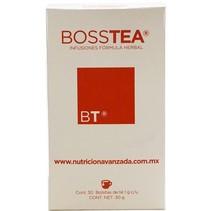 Boss Tea organico 30 infusiones Marcela Bortoni