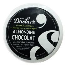 Nieve Vegana Almondine Chocolate Dashers 8 Oz.