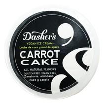 Nieve Vegana Carrot Cake Dashers 8 Oz.