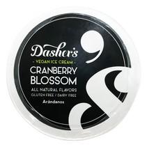 Nieve Vegana Cranberry Blossom Dashers 8 Oz.