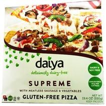 Pizza Suprema S/G Daiya 550 gr.