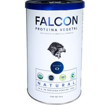 Proteína Vegetal Natural Falcon 510 gr.