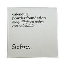Maquillaje en Polvo con Calendula Claro Ere Perez