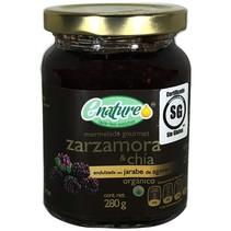 Mermelada de Zarzamora con Chia E nature 280g
