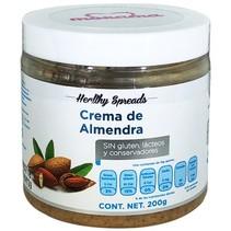 Crema de Almendra Morama 200 gr.