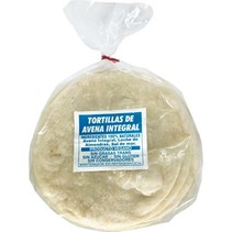 Tortillas de Avena Integral