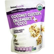 Enjambres/Clusters de Coco Innofoods 454 gr.
