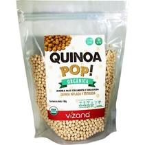 Quinoa Pop Orgánica Vizana 100 gr.