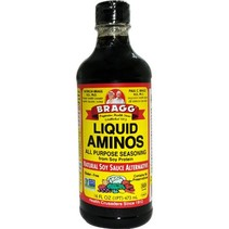 Líquid Aminos Bragg 473 ml.