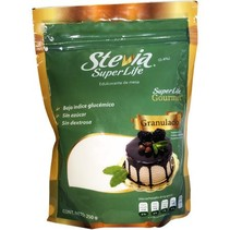 Stevia SuperLife Gourmet 250 gr.