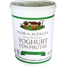 Yogurt Sabor Cereales Flor de Alfalfa 1 L.