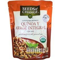 Quinoa y Arroz Integral SOC 240gr