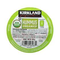 Hummus Organico Kirkland 68g