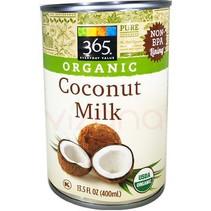 Leche de Coco Organica EV 400ml