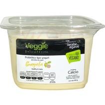 Yogurt Vegano Guayaba Veggie Delicatessen 454 gr.