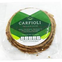 Tortillas de Coliflor Carfioli 150 gr.