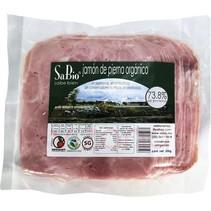 Jamón cocido de Cerdo Orgánico SP 200 gr.