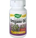 Aceite de Orégano Natures Way 60 Cápsulas.