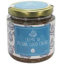 Crema de Pecana, Coco y Cacao VM 200 gr.