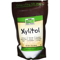 Xylitol Naturally Sweet Now 454 gr.