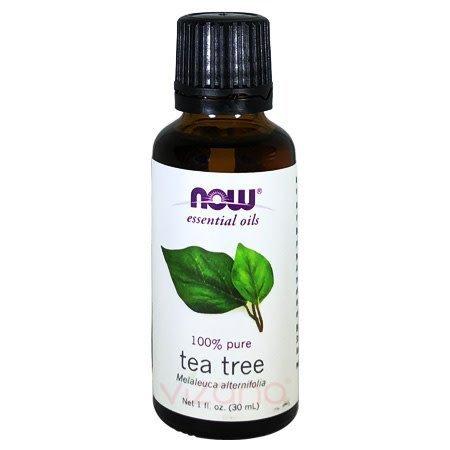 Aceite Esencial Té de Árbol Now 30 ml.
