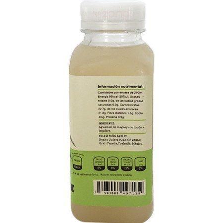 Aguamiel de Maguey Limon/Jengibre VP 250 ml.