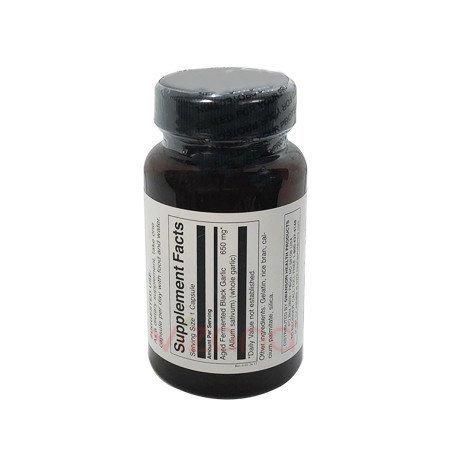 Ajo Negro Fermetado Swanson Kyoto 30-650 mg.