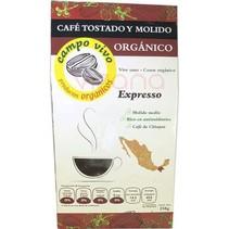 Cafe Expresso Organico Campo Vivo 250g