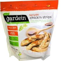Teriyaki Chick'n Strips Gardein 300 gr.