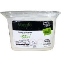 Yogurt Vegano Natural Veggie Delicatessen 454 gr.