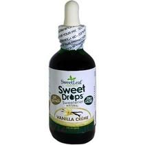 Stevia Líquida Sabor Vainilla Sweet Leaf 60 ml.