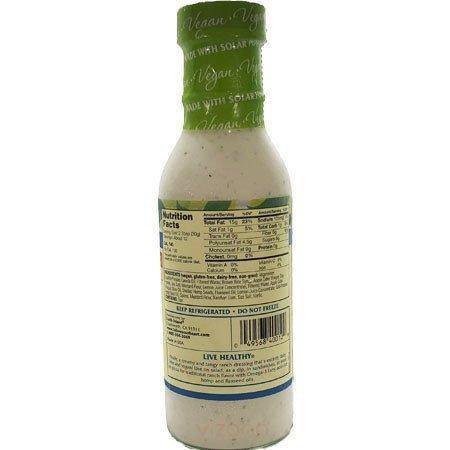 Aderezo Vegano Tipo Ranch FYH 355 ml.