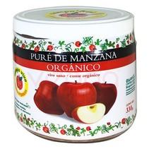 Puré de Manzana Orgánico Campo Vivo 330 gr.