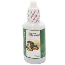Desinfectante para Verduras Uyana 15 ml.