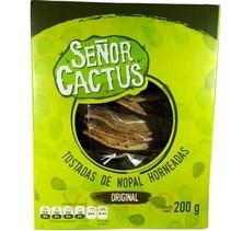 Tostadas de Nopal Senor Cactus 200g