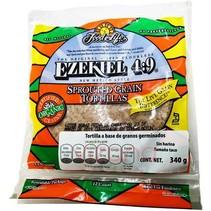 Tortillas Integrales Ezekiel de Granos Germinados FFL 340 gr.