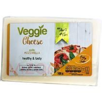 Queso Vegano Mozzarella Veggie Delicatessen 500 gr.