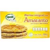 Harina Integral con Amaranto para Hot Cakes Quali 390 gr.
