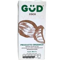 Leche de Coco Orgánico GüD 1 L.